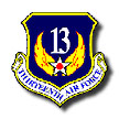 13th AF Logo