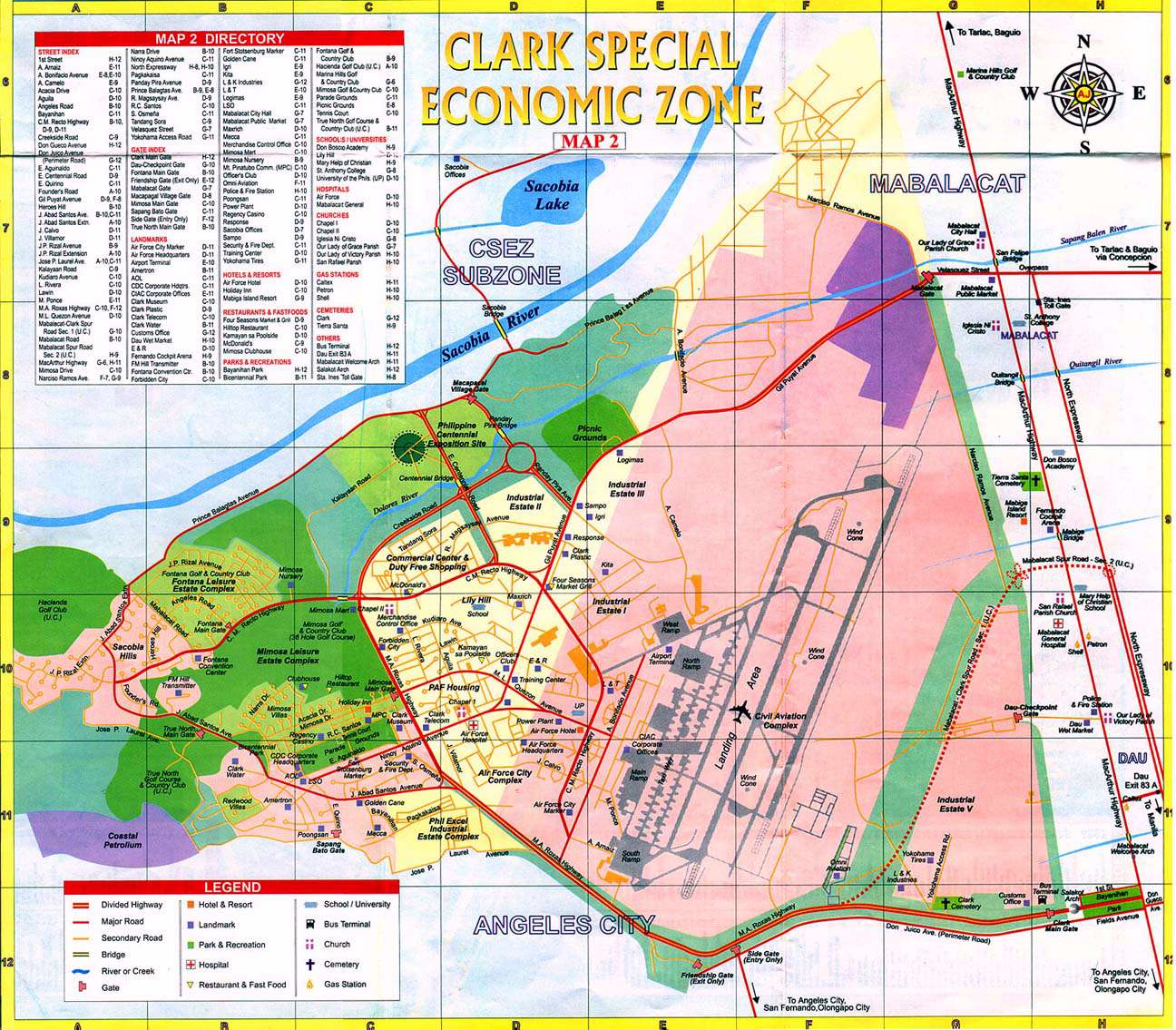 Floor Plan Companies Philippines Clark Air Base Maps Charts And Blueprints